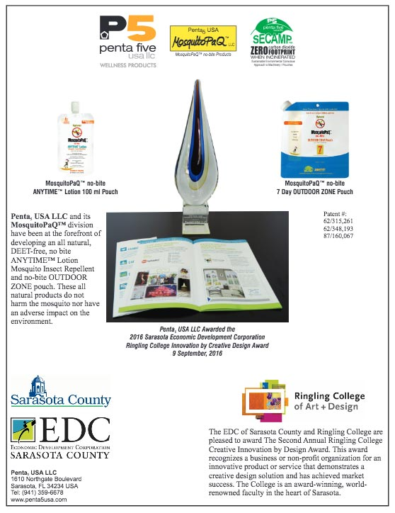 Ringling College Innovation by Design Award