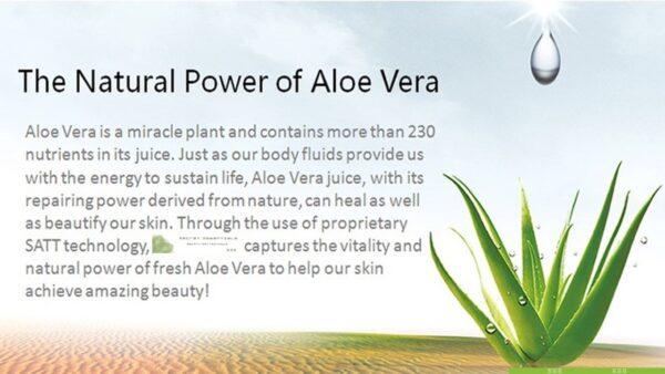 Natural Power of Aloe
