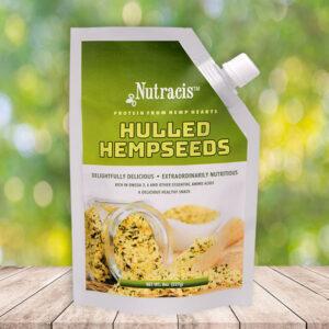 Nutracis™ Hulled Hempseeds