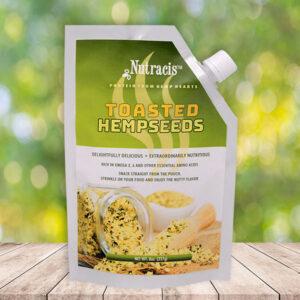 Nutracis™ Toasted Hulled Hempseeds