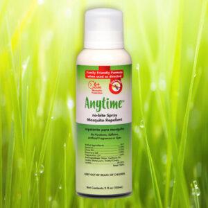 ANYTIME® no-bite Mosquito Repellent Spray