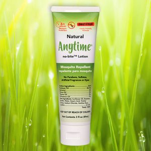 ANYTIME® no-bite Mosquito Repellent Lotion