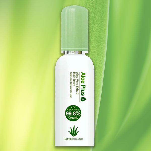 Secret Essentials Aloe Plus Skin & Hair Spray