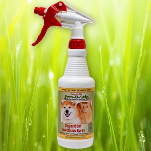 SECURE® no-bite Pets-B-Safe™ Dog and Cat Insecticide Spray