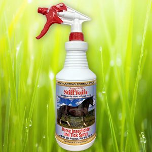 SECURE ® no-bite StillTails™ Horse Insecticide and Tick Spray