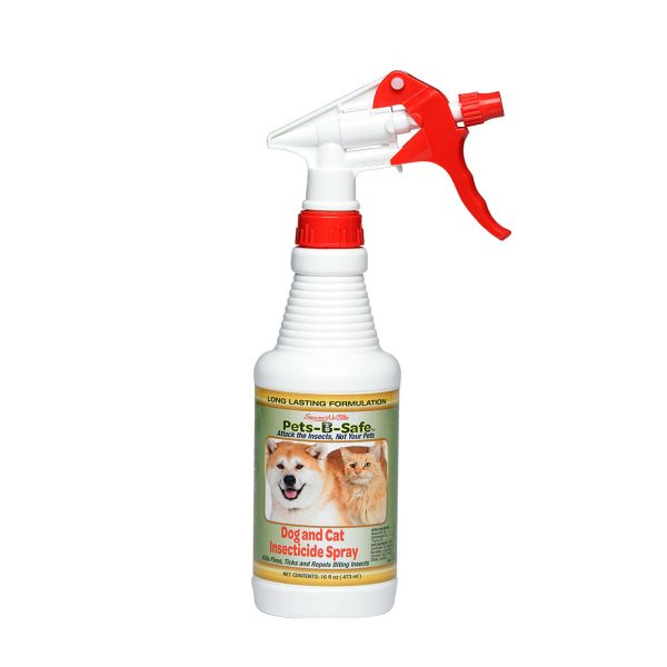 Dog and Cat Insecticide Spray